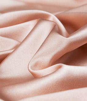 加厚丝绸面料